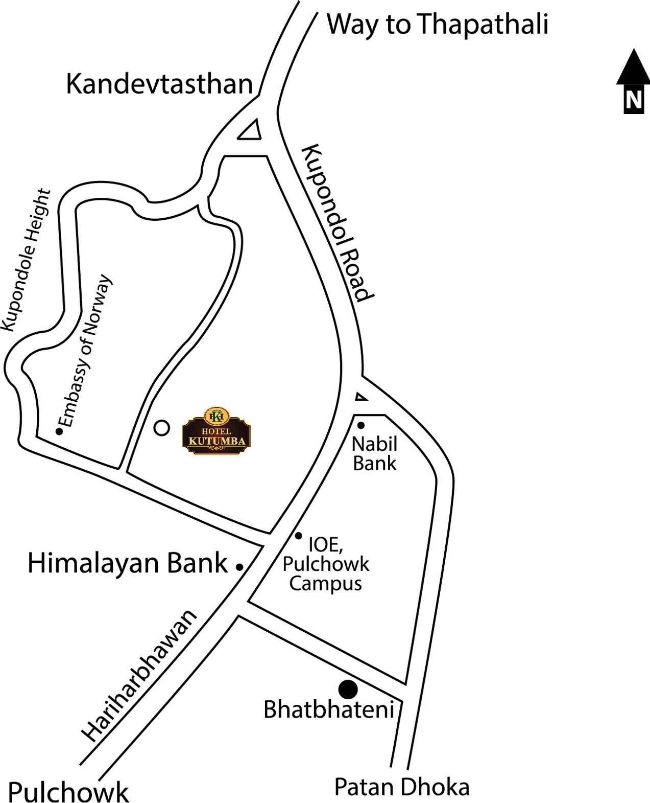 Hotel Kutumba